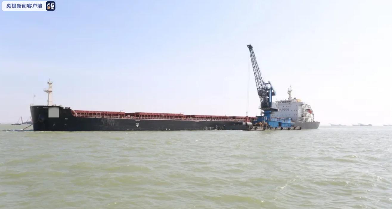 涉案海砂6.4万吨金额88万多元 广东地区成功破获首宗非法走私运输海砂案图片