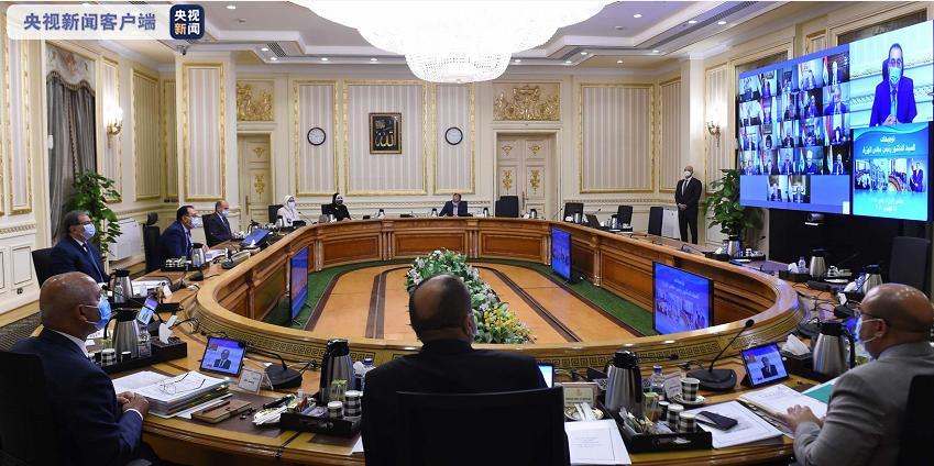 埃及总理:警惕该国第二轮新冠肺炎疫情传播风险