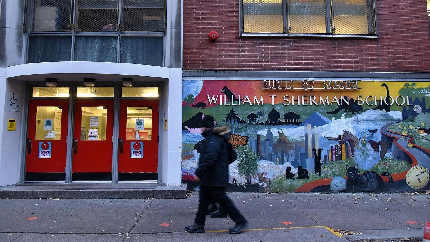 因疫情持续反弹 美国纽约19日起将关闭全市公立学校
