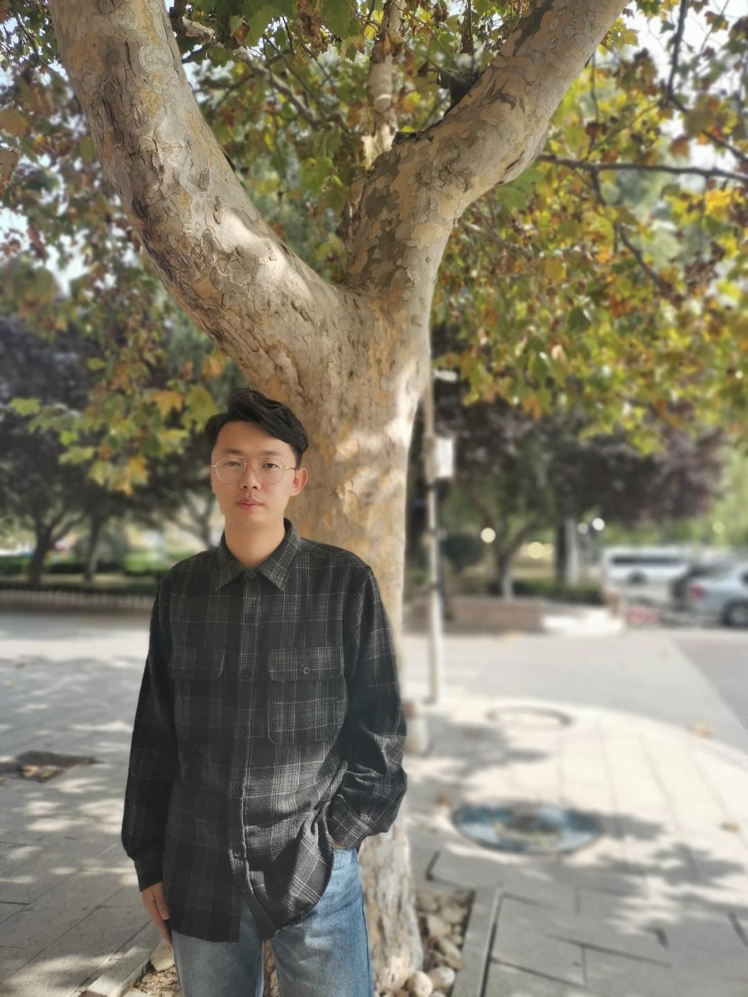 青大保研人物马晓伟 | 保持积极状态,全面协调发展图片
