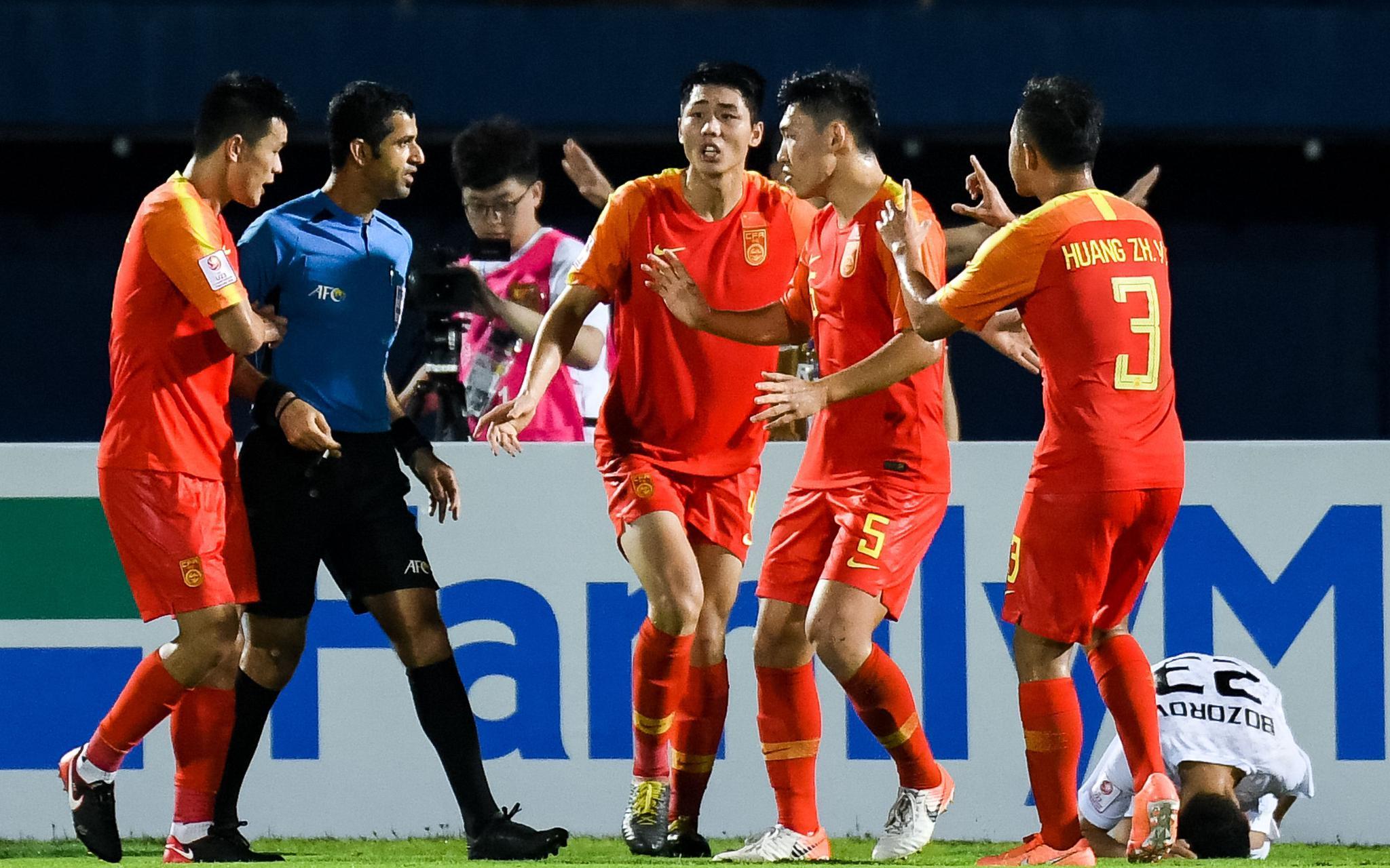 11场U23亚洲杯输了10场,国奥这战绩还能更惨吗?图片