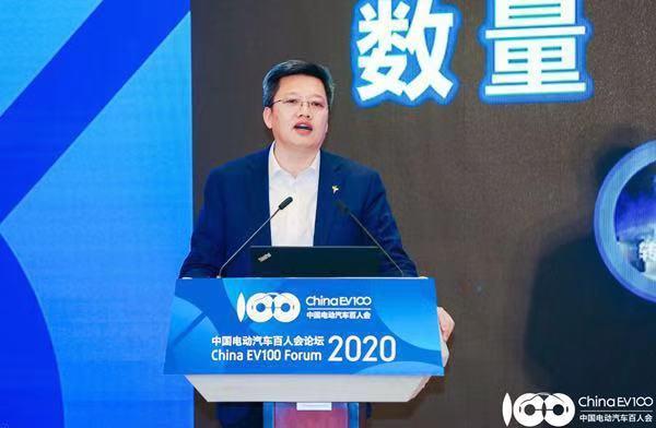 于德翔:特来电将打造基于汽车充电网的汽车特安全平台
