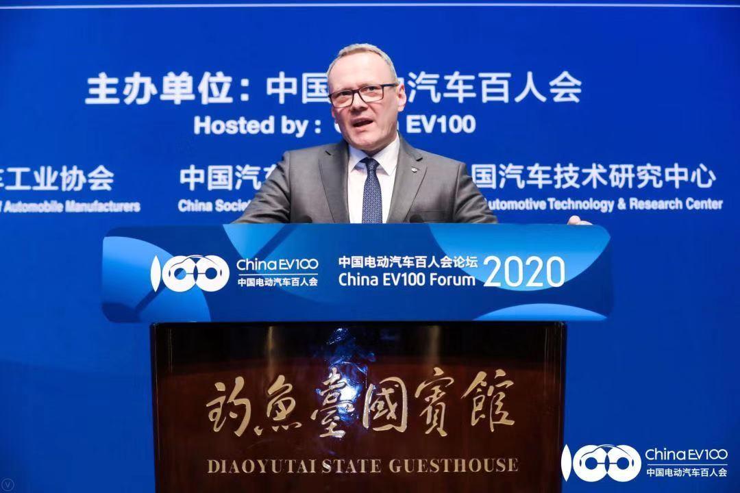 冯思翰:大众未来数年电动化投资将超过500亿元图片