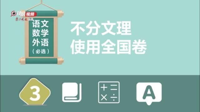 江苏新高考方案全解读 (一)新的高考方案有哪些变化?