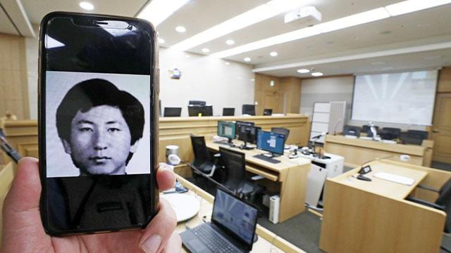 34年来首次 韩国《杀人回忆》原型李春宰公开亮相