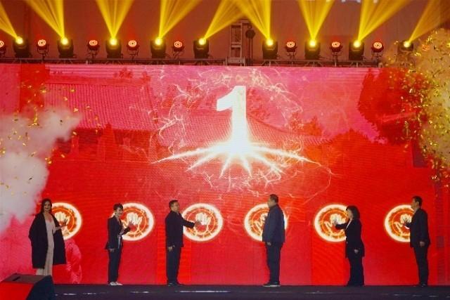 """2020年""""平遥中国年""""启动  中国文化与时尚潮流碰撞"""
