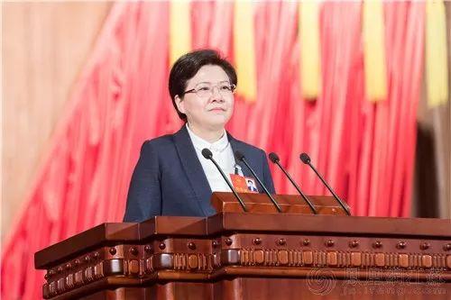 她成南京首任女市长 曾是江苏唯一女市委书记图片