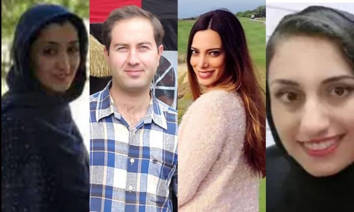 这四名搭乘失事客机的学生均在加拿大院校就读 来源:globalnews