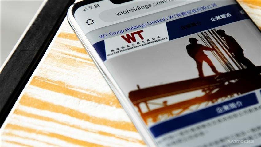 《盈警响号》WT集团(08422.HK)料上季盈转亏蚀70-110万元