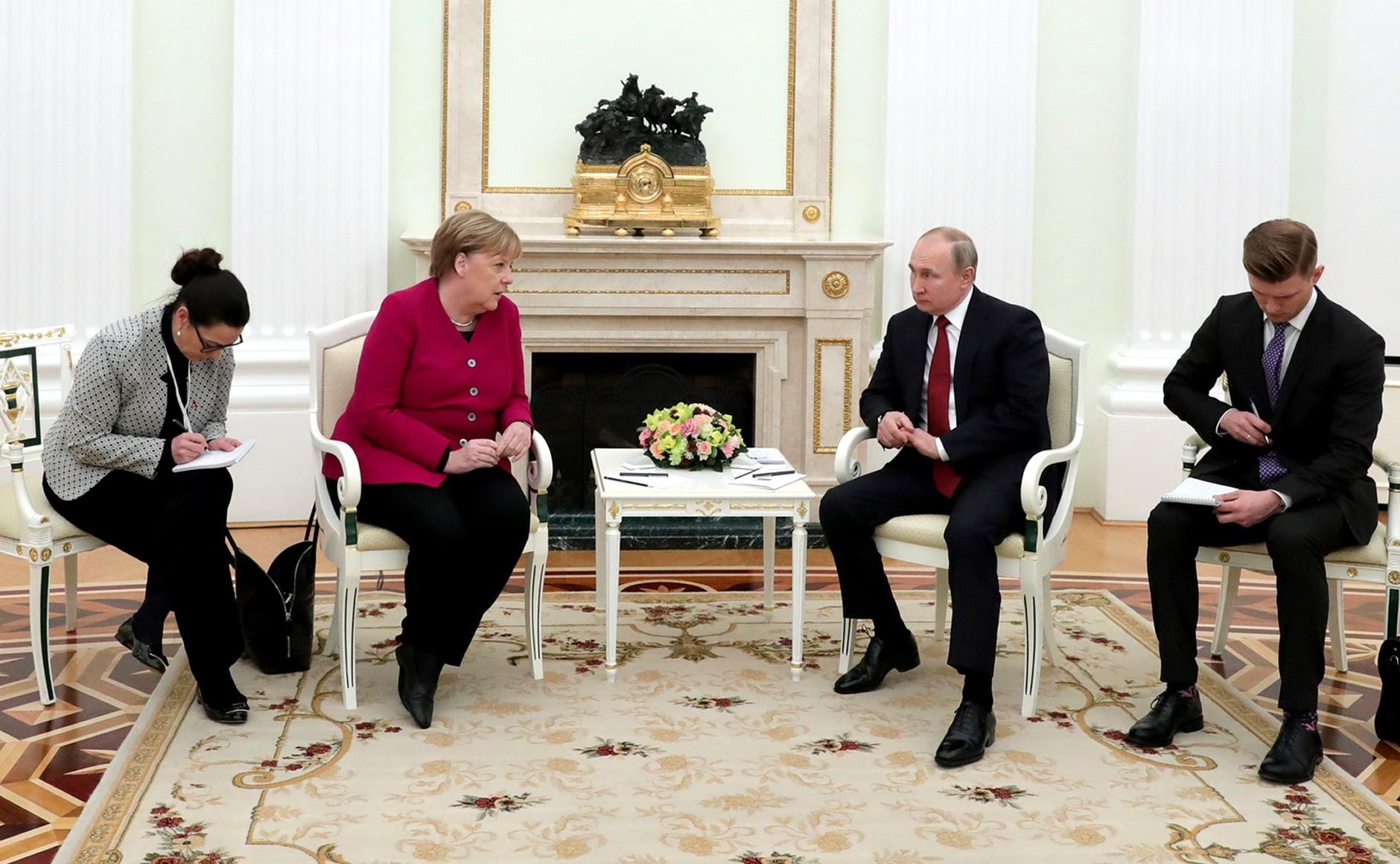 △图片来源:俄罗斯总统网站