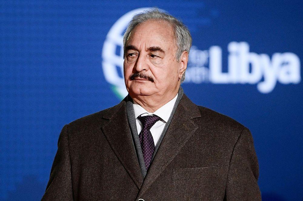 俄土提议下 利比亚国民军宣布12日零点起停火|利比亚|土耳其