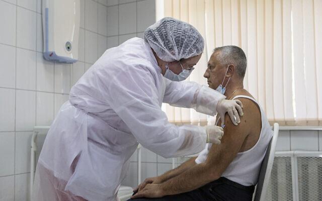 以色列已与三大制药商签署购买疫苗合同