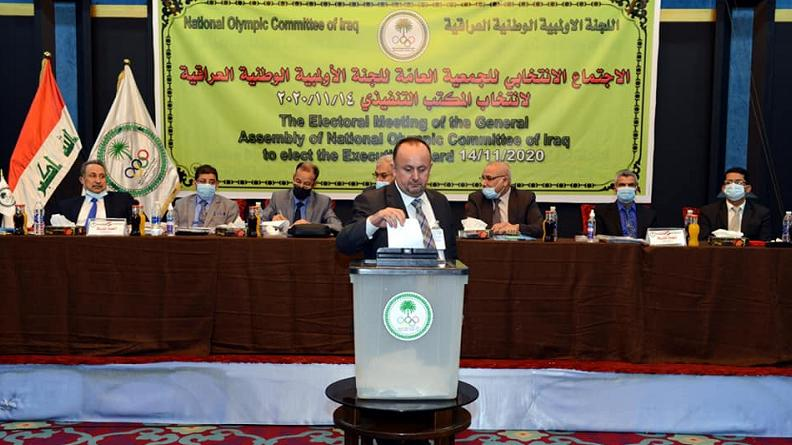 因选举结果存疑 国际奥委会冻结伊拉克奥委会工作机制