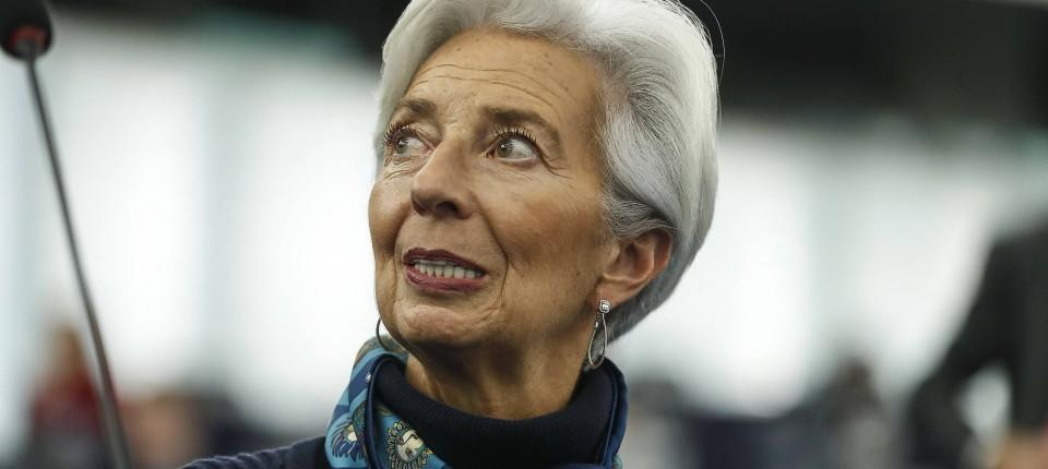 欧洲央行行长拉加德呼吁 消除欧洲资本市场联盟的障碍