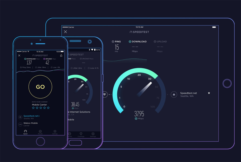 号称「最佳 5G 应用」的 Speedtest 出自一家猫奴公司