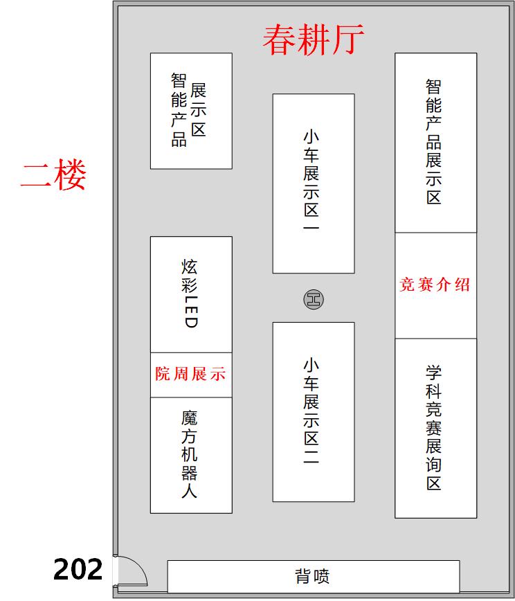 北京化工大学2020年本科生科技创新周启动图片