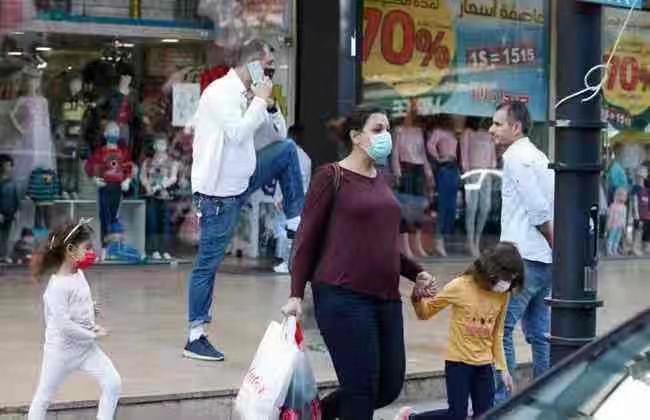 黎巴嫩新增新冠肺炎确诊病例1628例 累计115283例