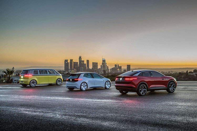 定位轿跑SUV 大众ID.5将2021年发布