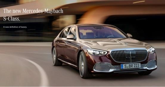 豪华车搭载 48V 混合动力:全新迈巴赫 S 级、GLS 级发售,能够主动降噪