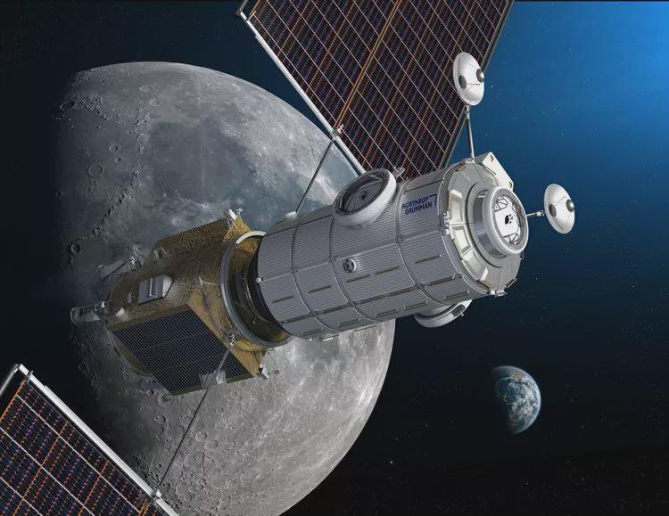 诺斯罗普-格鲁曼出品的HALO空间栖息舱通过初步设计审查