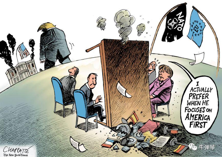 一觉悟来 特朗普在G20干了三件事!(图4)