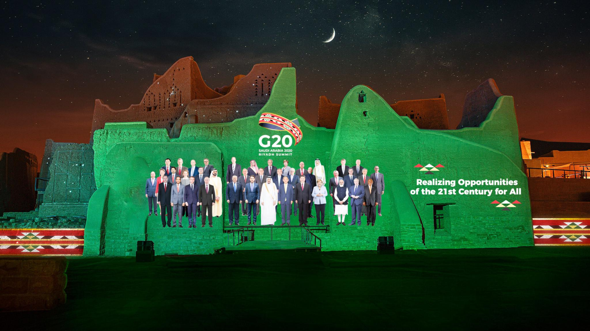 """特朗普""""翘""""掉G20新冠疫情特别会议,去打高尔夫"""