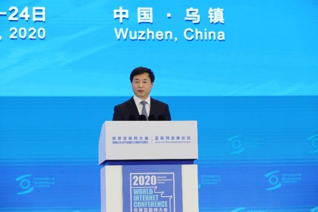 中国电信柯瑞文:5G 好不好用户说了算,三方面推动数字经济发展