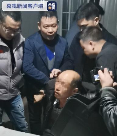 法网恢恢!江苏句容警方抓获一潜逃25年命案逃犯图片