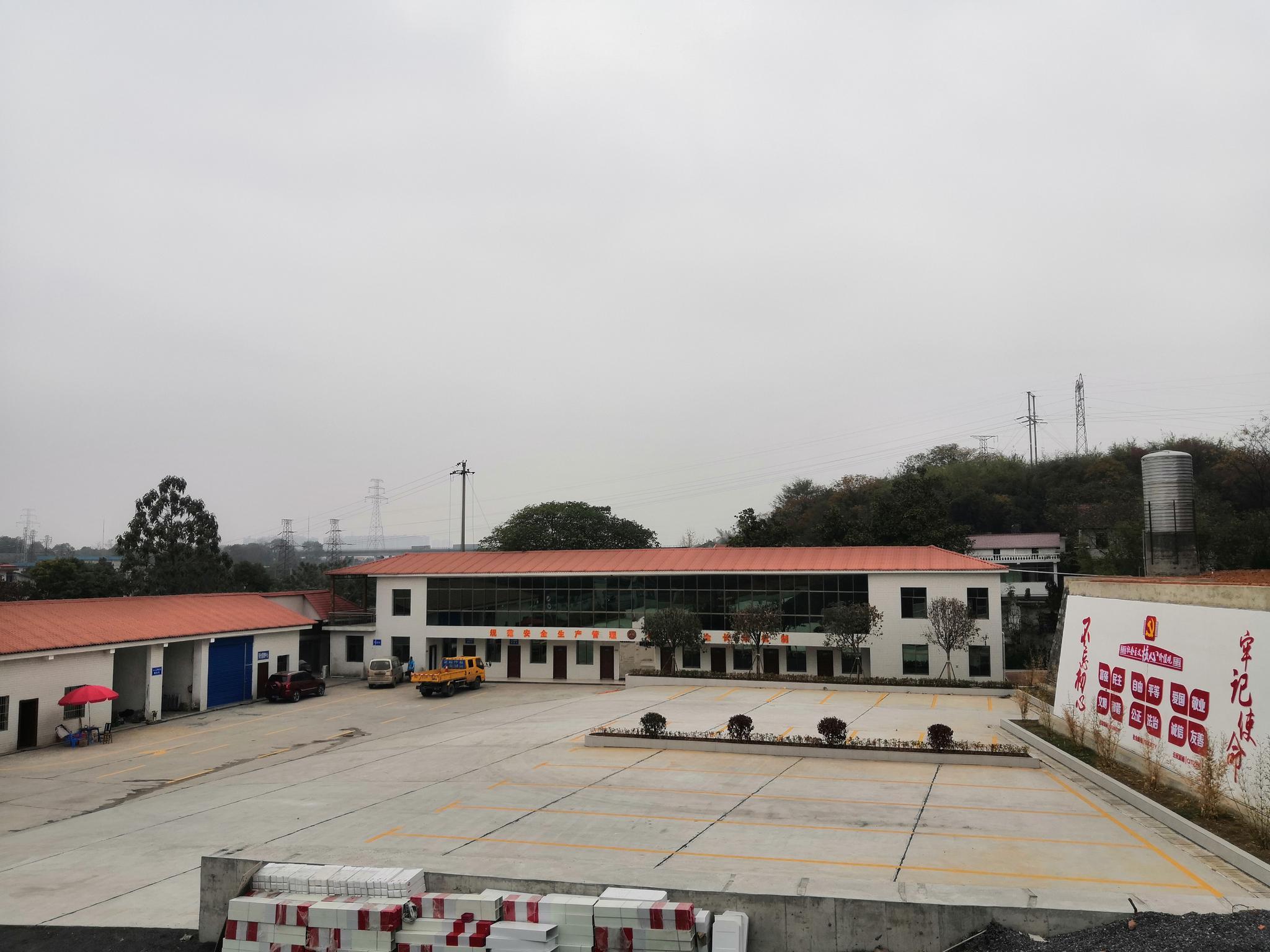 [湖南]衡阳市城区首家干线公路服务区即将投入使用(图)