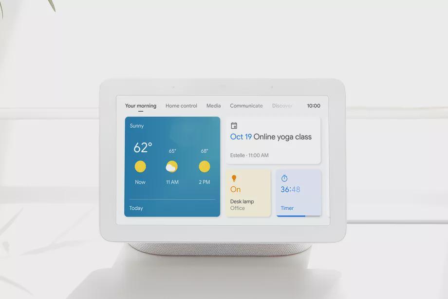 Google Assistant现在可以用来控制智能灯具