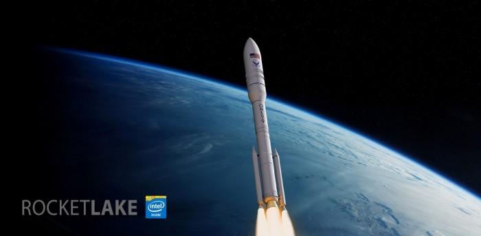 Intel 11代桌面酷睿Rocket Lake明年3月发布:兼容Z490主板