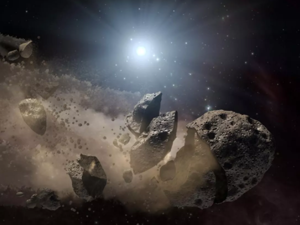 新研究称在小行星撞击之前 恐龙仍在地球上占据主导地位