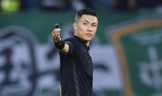 24名本土裁判执法足协杯1/8决赛,含马宁傅明沈寅豪