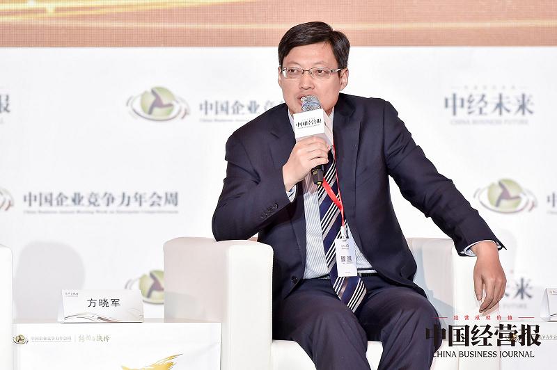 唐山银行方晓军:搭建金融服务平台破解银企信息不对称