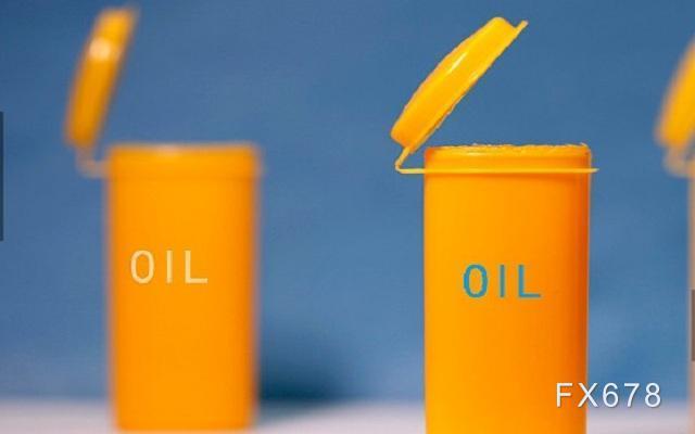INE原油暴涨近8%,续创近三个月新高;市场无视API原油库存数据,但狂欢过后隐患犹存
