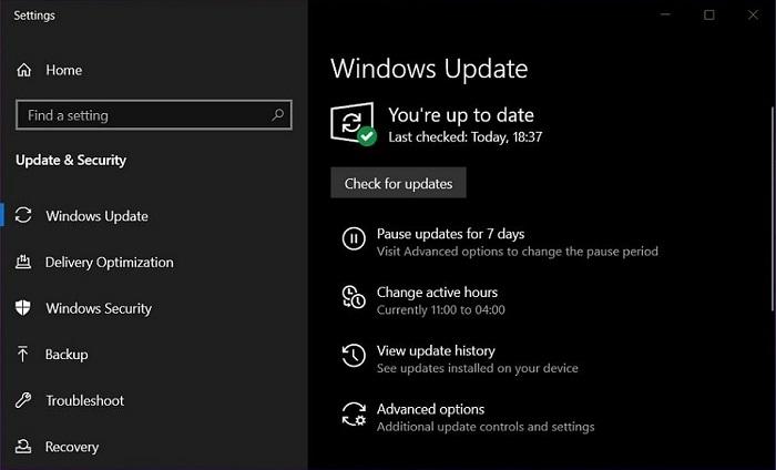 Windows 10现支持更多设备的驱动程序更新