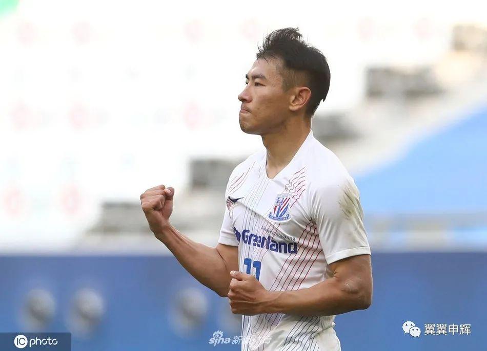 于汉超3场2球助申花16年后再胜日本球队:中国球员的表现值得肯定!人民日报再赞申花!