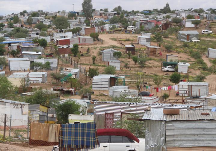 世界银行预测纳米比亚2020年极端贫困率上涨2.7%