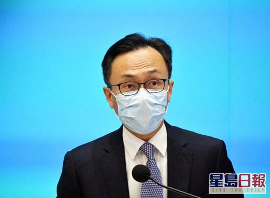 香港公务员事务局局长:全体现职公务员将宣誓及签声明,若拒绝将影响升迁图片
