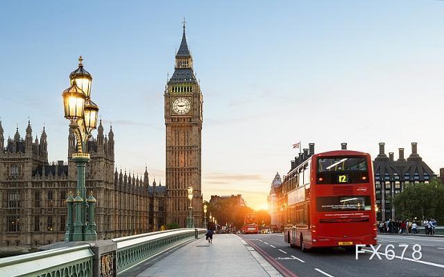 英镑连涨逼近1.34 多头却遭泼冷水!英财长承诺削减支出