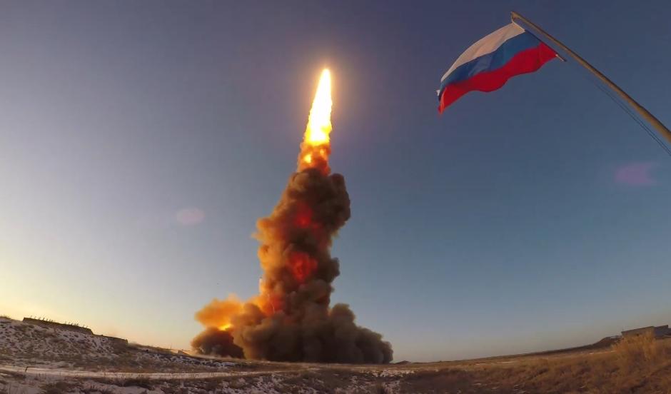 今年第4次!俄罗斯成功试射反导防御系统新型拦截弹