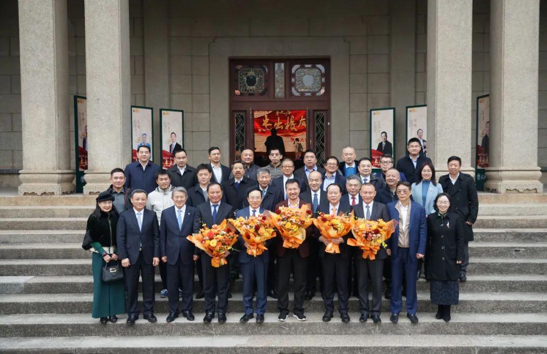 点赞!这8位校友当选武汉大学第九届杰出校友图片