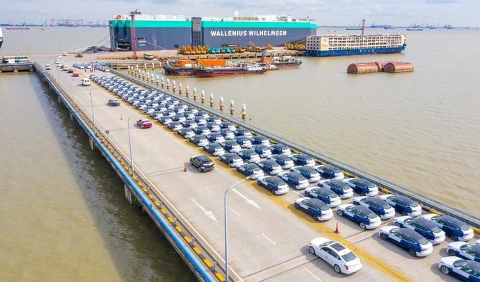 首批国产特斯拉 Model 3 已运抵欧洲港口 即将开始交付