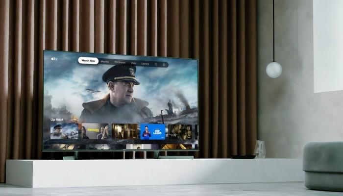 索尼为2020、2019年和部分2018年的电视产品推出Apple TV应用