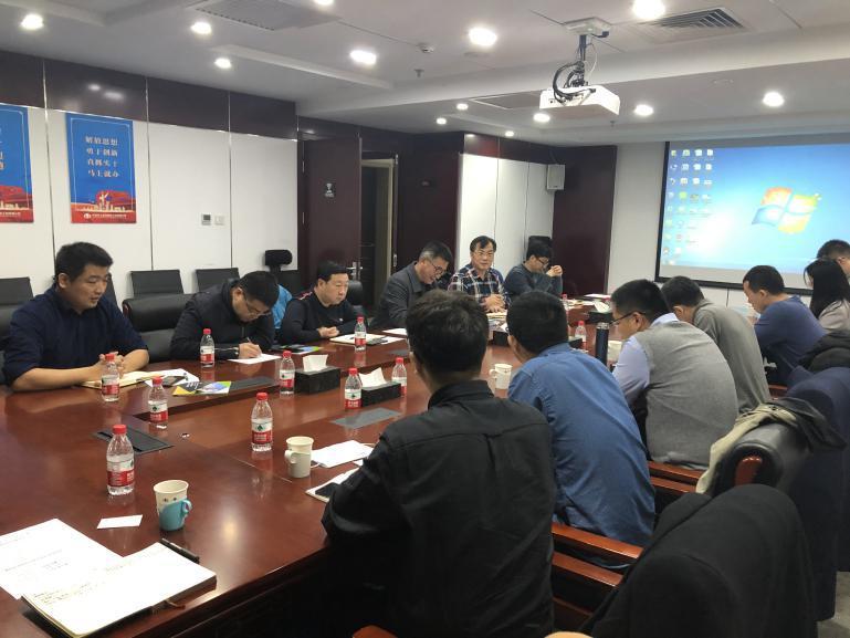 中央研究院应急科学研究院与山东淄博高新区投资促进服务中心开展合作交流