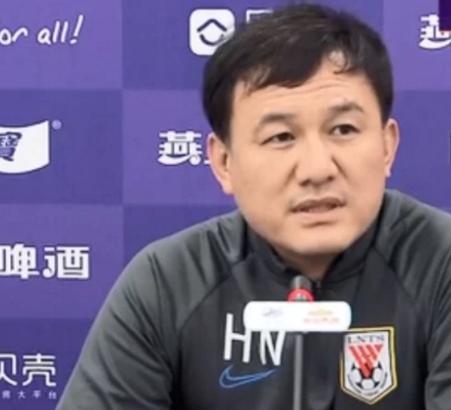 郝伟:王大雷已经复出随队训练,夺冠不是靠喊出来的