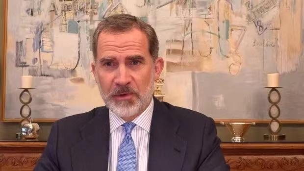 西班牙国王新冠核酸检测结果呈阴性 仍需继续隔离检疫