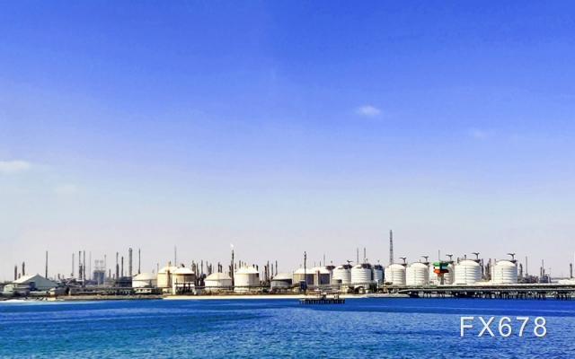 原油周评:周线四连阳 创近九个月新高