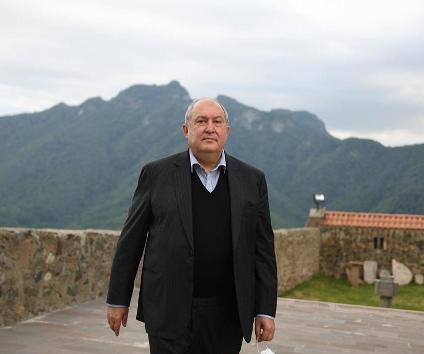 △圖片來源:亞美尼亞總統網站