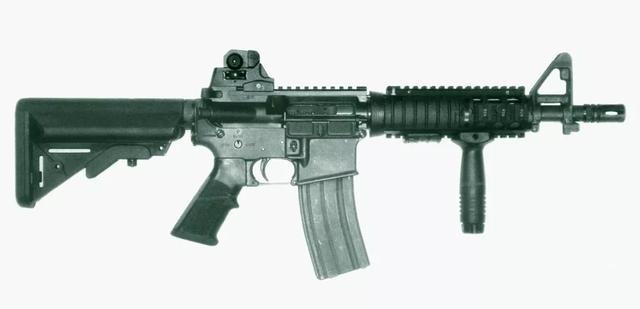 美国M4A1有多强?一旦实施魔改,近战能力将再度提升数倍